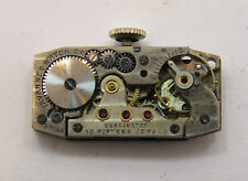 VINTAGE TAVANNES/CYMA R-344 WATCH MOVEMENT.  FOR-  PARTS REPAIR  W  DIAL
