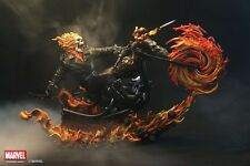XM Studios Ghost Rider 1/4 Scale Brand New - Not Sideshow Prime 1