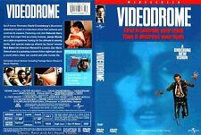 Videodrome ~ New DVD 1998 ~ James Woods_Directed by David Cronenberg (1983)