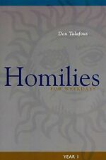 Homilies for Weekdays : Year 1 by Don Talafous (2006, Paperback)