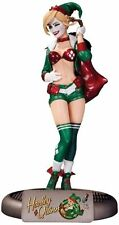 DC Collectibles Bombshells Holiday HARLEY QUINN Statue *New In Box* Ant Lucia