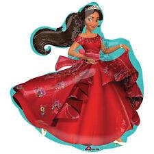 "Giant 31"" Disney Princess ELENA OF AVALOR Happy Birthday Foil Balloon"