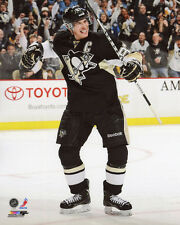 Pittsburgh Penguins SIDNEY CROSBY Glossy 8x10 Photo NHL Hockey Print Poster