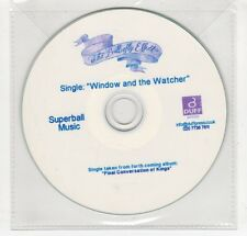 (GN927) The Butterfly Effect, Window And The Watcher - DJ CD