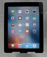Must GO! Apple iPad 3 3rd Gen 64GB WiFi+4G AT&T T-Mobile Black - Good Cond