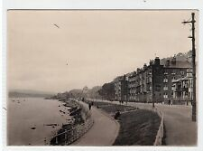 ASHTON, GOUROCK: Publisher's photograph used to produce postcards (C920)