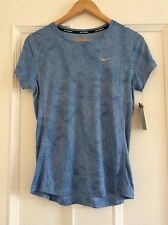Ladies NIKE RUNNING DRY Top.Dri Fit Size Large