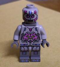 Lego Teenage Mutant Ninja Turtles Kraang Exo-Suit Body mit Back Barb grau Neu