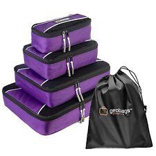 Geobags ® Premium Cubos de embalaje-Bolsas De Viaje Equipaje Organizador-conjunto de 5 piezas