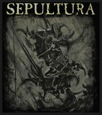 Sepultura The Mediator    Patch/Aufnäher 602370 #