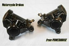 Yamaha RD 350 YPVS F1 F2 N1 N2 85-95 front brake calipers, refurbished exchange