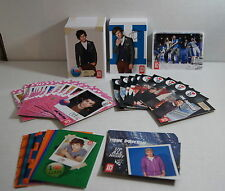 ONE DIRECTION (Panini/2013) Complete Card Set (100) + ALL 115 RARE Chase Cards