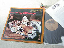 MANNHEIM STEAMROLLER Saving The Wildlife 1986 US LP AMERICAN GRAMAPHONE AG-2086