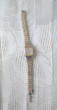 Vintage Seiko Quartz Watch with New Battery  Runs! 531347 2C20-5209 RO
