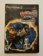 Ratchet and Clank- Going Commando (Greatest Hits) Sony PlayStation 2 PS2 TESTED