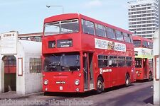 MIDLAND RED GHM747N 6x4 Bus Photo