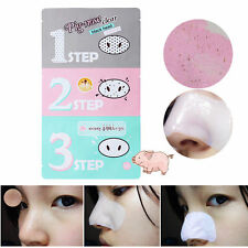 Remove Black Head 3 Step Kit Holika Korea Cosmetics Holika Pig Nose Clear Women