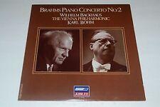 Brahms Piano Concerto No. 2~Wilhelm Backhaus~Karl Bohm~London Jubilee JL 41032