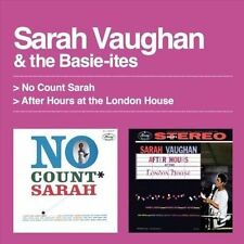 No Count Sarah/After Hours at the London House by Sarah Vaughan (CD,...