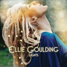Lights [U.S. Edition] by Ellie Goulding (CD, Mar-2011, Interscope (USA))
