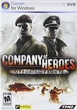Brand NEW Company Of Heroes: Opposing Fronts - PC DVD Game