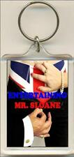 Entertaining Mr Sloane. The Play. Keyring / Bag Tag.