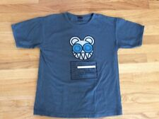 Radiohead Women's Shirt Large Late 1990s Donwood Tchock Design Test Specimen