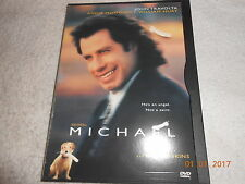 MICHAEL~(1997)~DVD~John Travolta~1hr 45 min~COLOR~FULL SCREEN