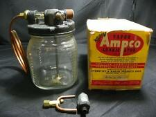 NOS Ampco Engine Vapor Top Oiler Lubricator Kit #104 Flathead Hot Rod Rat Rod