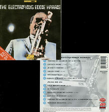 EDDIE HARRIS  the electrifying + plug me in