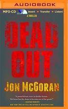 Carrick and Watkins: Deadout 2 by Jon McGoran (2015, MP3 CD, Unabridged)