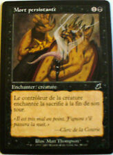 MORT PERSISTANTE - ENCHANTER CREATURE - VF CARTE MTG MAGIC