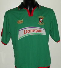 Glentoran #2 Northern Ireland match worn shirt jersey maglia indossata trikot