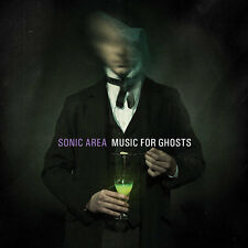 SONIC AREA Music For Ghosts CD 2012 ant-zen