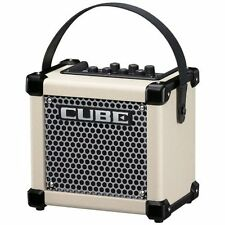 Roland Roland guitar amplifier 3W micro cube MICRO CUBE GXW White Japan new .