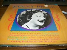 Fanny Brice-Sings Songs She Made Famous-LP-Shrink-Audio Fidelity-Vinyl Record