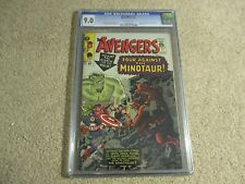 Avengers #17 CGC 9.0 1965 Marvel Off-White Pages