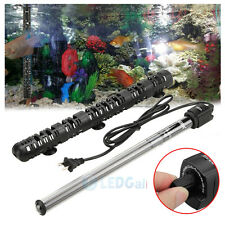 300W Adjustable Aquarium Heater Anti-Explosion Submersible Fish Tank Water New