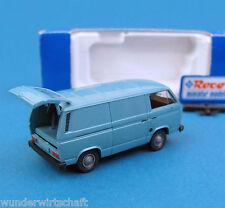Roco H0 1427 VW T3 KASTEN-WAGEN mittel-blau Bulli HO 1:87 OVP Volkswagen Van
