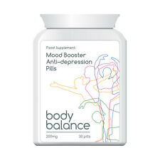 BODY BALANCE MOOD BOOSTER ANTI DEPRESSION PILLS FEEL HAPPY POSITIVE CALM