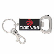 NBA Basketball Toronto Raptors WinCraft Bottle Opener Key Ring