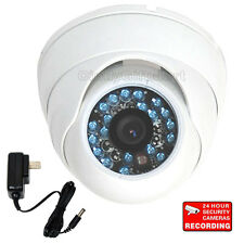 Outdoor Security Camera Color CCD Wide Angle IR LED Infrared Night Home CCTV 1WX