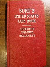 * 1938 Burt's United States Coin Book