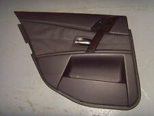 BMW 5 SERIES E60 LEATHER DOOR CARD N/S/R (LEFT, REAR)