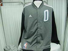 NBA Orlando Magic 2013-2014 25th Anniversary Patch Adidas Jacket Size: 4XLT