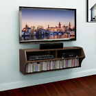 Umax Floating TV Stand Wall Mounted Media Console with Storage video Game Center