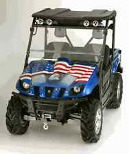 J Strong UTV Roof Top Cover & Bluetooth Blue Tooth Stereo for Yamaha Rhino