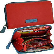 CHIEMSEE Damen-Geldbörse (rot) Portemonnaie Geldbeutel Geldtasche Portmonee NEU