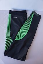NIKE POWER SPEED MEN'S RUNNING TIGHTS 717750 022 Sz L