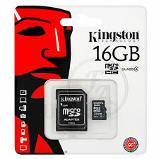 16GB KINGSTON MICRO SD SDHC MEMORY CARD FOR NOKIA ASHA 308
